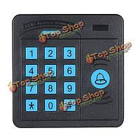 Контроллер системы доступа двери считыватель RFID Эннио sy5100
