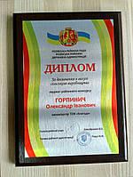 Изготовление наградных дипломов, фото 1