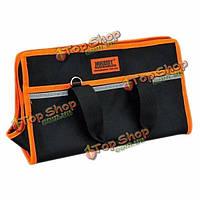 Среда jakemy jm-b02 профессиональная сумка для инструментов многофункциональная среда сумки для инструментов электрика 36x16x21 см