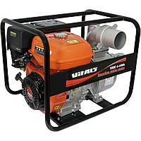 Мотопомпа бензиновая Vitals USK 4-100b (для чистой воды, 100 м. куб/час) Бесплатная доставка