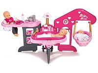 Большой Игровой центр по уходу на куклой Baby Nurse 6 в 1  Smoby 220318