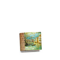 Шкатулка-книга на магните с 1 отделением Чарующая Венеция, фото 1