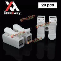 Excellway ch2 FAST разъем провода клеммы пружинный блок разъем LED разъем провода полосы света