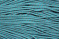 Шнур 5мм с наполнителем (100м) серый + мор. волна, фото 1