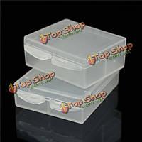 Защитный случай крышки аккумулятора контейнера для хранения для gopro героя 3 плюс 4 ahdbt-401 sj4000 xiaomi yi
