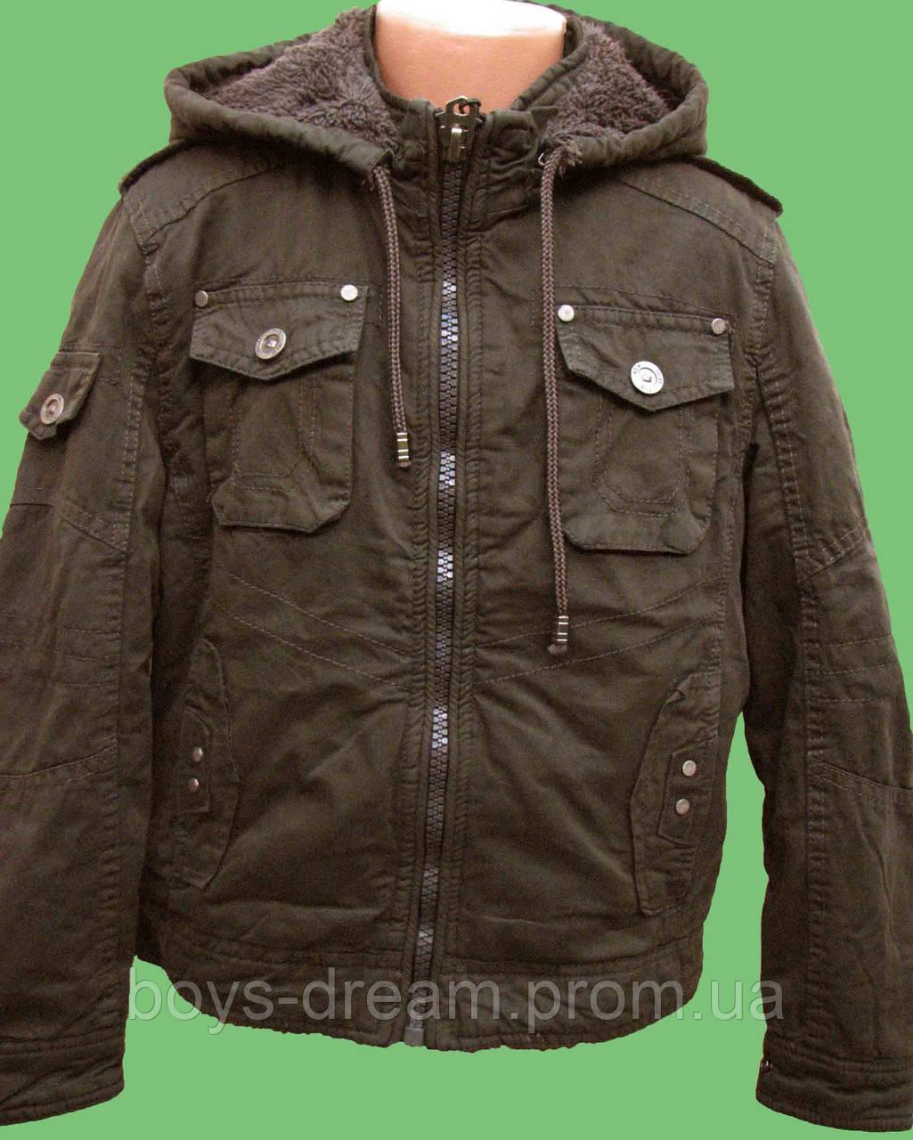 Куртка демисезонная для мальчика 8 лет Nanica Kids (Турция)