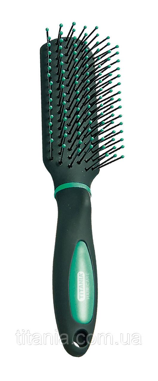 Щітка для волосся маленька TITANIA 1331