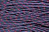 Шнур 5мм с наполнителем (100м) т.синий + красный