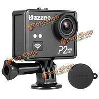 Dazzne р2 Wi-Fi HD 1080p 2.0-дюймов экран TFT выход водонепроницаемый активных видов спорта камера HDMI HD Поддержка SD карты