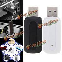 Пока-М1 3.5 USB Беспроводная связь Bluetooth стерео музыка аудио Dongle адаптер для iPhone приемник mp3 mp4 динамик