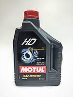 Масло трансмісійне Motul HD 80W90, 2л