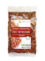 Рис красный цельнозерновой нешлифованный, 400 г