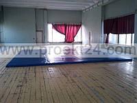 Спортивное покрытие, маты для единоборств, модули боксерских рингов, 50мм