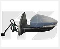 Зеркало левое электрическое с обогревом на Volkswagen Passat,Фольцваген Пассат B7 11-