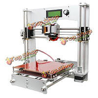 Prusa i3 алюминия geeetech 3-й принтер сделай сам поддержка комплекта 5 нитей