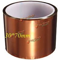 30м * 70мм BGA ремонт жаростойкий высокая температура полиимида ленты