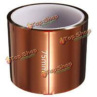 30м * 75мм Изолента высокая температура полиимида клейкой ленты для электронной промышленности