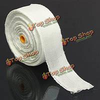 5X300см сопротивление изоляции тепла стеклоткань сетка лента полотняного переплетения ремень