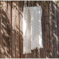 Плед-накидка Barine - Diamond Throw grey серый 130*170