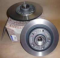 Торозные диски задние к-т (2 шт) Renault Fluence, 432007595R