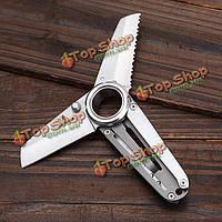 GERBER Mini-Remix Изысканный складной нож с пилой