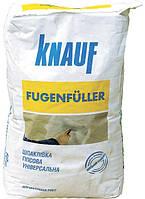 Шпаклевка гипсовая KNAUF для швов Фугенфюллер 25 кг