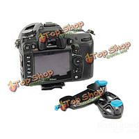 Универсальный камера 1/4 винт металл быстро ремень пряжка для GoPro героя 1 2 3 4 3 плюс DSLR камеры, фото 1