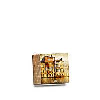 Шкатулка-книга на магните с 1 отделением Традиционные венецианские дома