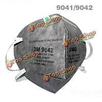 9041 9042 Респиратор окрашены формальдегид активированный уголь пыленепроницаемый PM2.5 маску от пыли