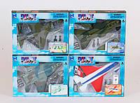 Самолет игрушечный New Ray Пилот, сборная модель, масштаб 1:72, 21217