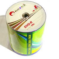 Диск DVD-R 100 Datex, 4.7Gb, 16x, Bulk Box