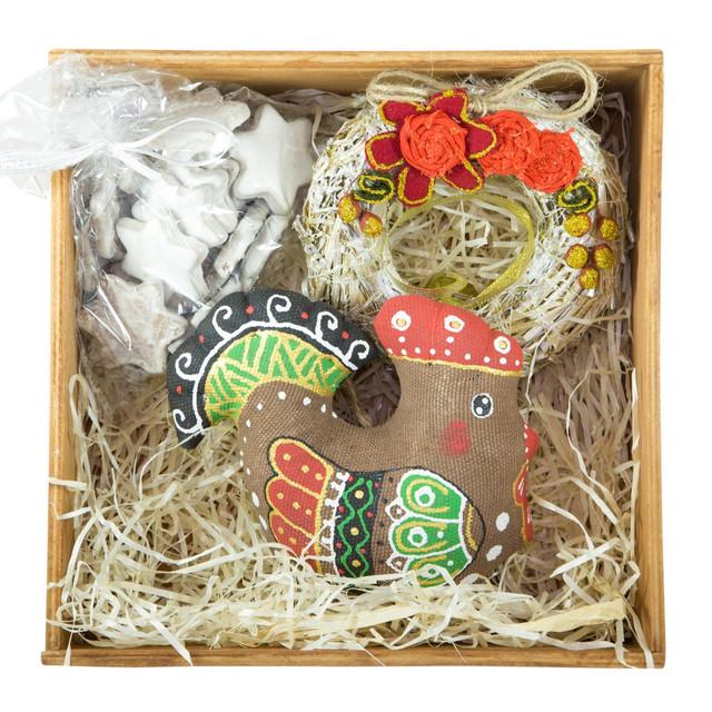 подарочный набор в год Петуха