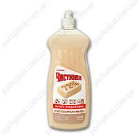 Чистюня Универсальное моющее средство «Хозяйственное мыло» 1л