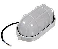 Светодиодный светильник для ЖКХ антивандальный Lemanso BL1402L 8W овал. белый IP54 Код.58749