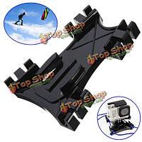 Кайтбординга серфинг кайт линии гору держатель аксессуар для gopro 2 3 3 плюс 4 xiaomi yi sjcam