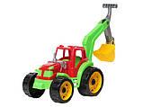 Трактор с ковшом ТехноК (3435), фото 3