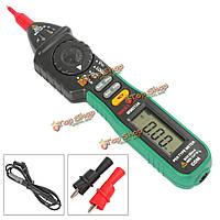 Дисплей ms8212a бесконтактный ручка типа цифровой мультиметр dc ac текущий индикатор напряжения