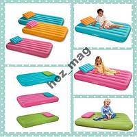 Детский матрас + подушка Intex 66801