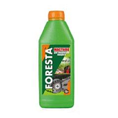Масло для смазки цепи Foresta