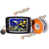 Cr110-7h 900tvl 15м подводного HD видео камеры искатель рыб рабочей moniting ЖК-экран