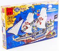 Конструктор Пираты 487 дет Brick 311