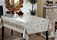 Как правильно подобрать размер скатерти на стол