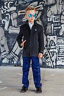 Детское пальто, одежда для мальчиков 8-10 лет