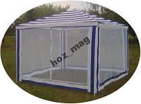Беседка шатер для дачи и дома 3х3х2 м Coleman 1904