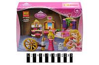 Конструктор brick для девочек dream Сказочные герои 97 деталей 10433 22х17х4,5 см