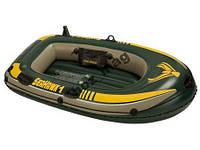 Intex 68345 Надувная лодка одноместная