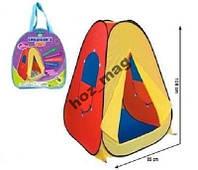 Детская палатка 3030 пирамида 85х85х108 см