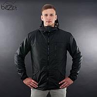 Мужская демисезонная куртка beZet black mamba черная