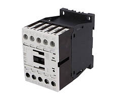 Контактор 12А 230В 1NO, EATON DILM12-10 (230V50Hz) (276830)