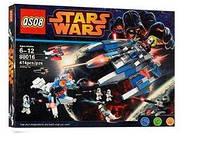 Конструктор Звездные войны 414дет 88016